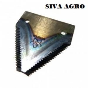 Сегмент ножа жатки (Stella, Италия) Claas