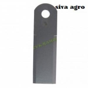 Нож бильный гладкий (Stella, Италия) John Deere