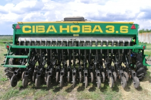 "Сівалка ""Сіва Нова"" 3.6 Mini-Till Technology"
