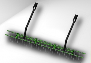 """Seeder rake for """"Siva Nova 3.6m"""""""